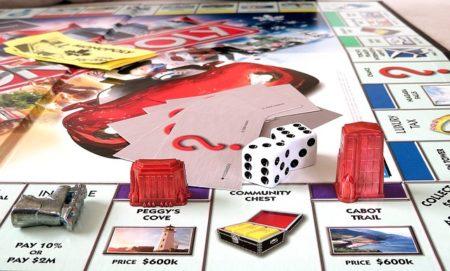 jeu de monopoly américain