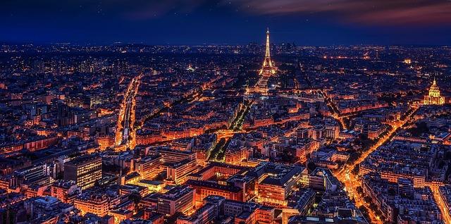 décor parisien