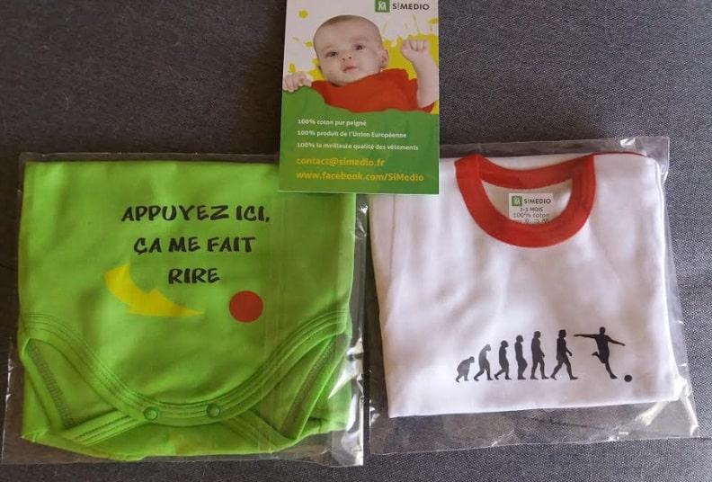 2a173556dcc3a Simedio   j ai testé les vêtements bébé originaux ! (Code promo -15%)