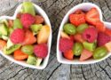 portions de fruits