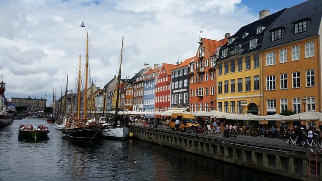 paysage du danemark