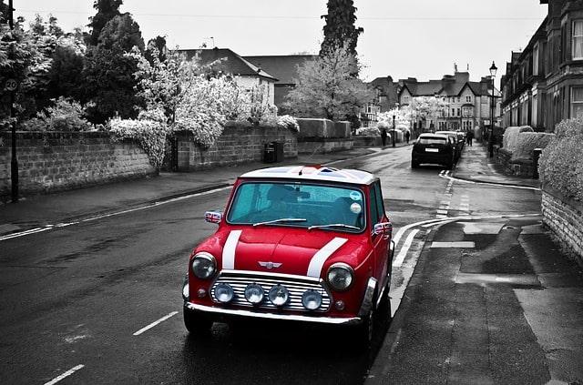 voiture mini