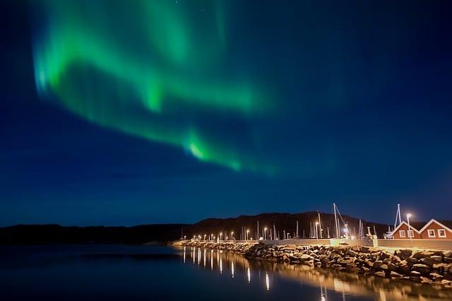 lumieres de norvege
