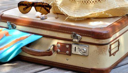 valise pleine