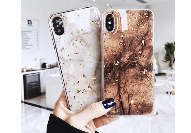 coque iphone xs max collier