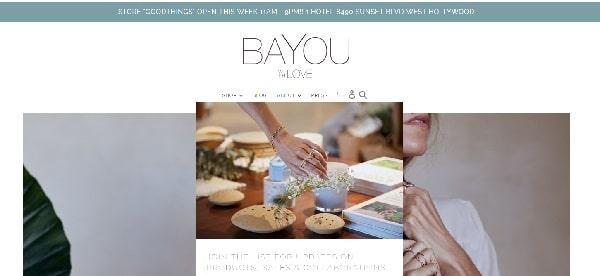 bayou with love de nikki reed