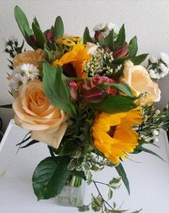 fleurs fraiches monsieur marguerite