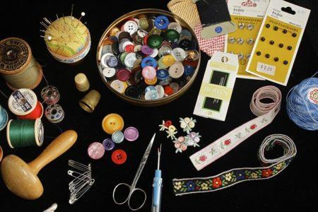 matériel de couture