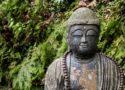 ancienne statue bouddhiste