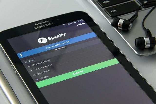 musique sur smartphone
