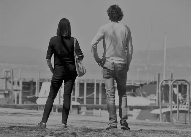 couple qui se sépare