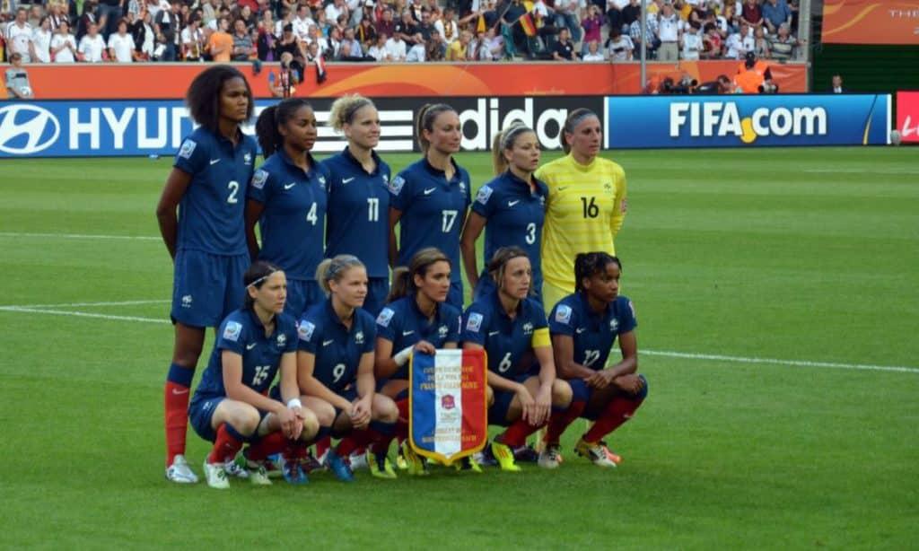 L'équipe qui a relancé le sport féminin