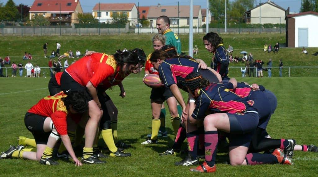 Oui, les femmes peuvent aussi jouer au rugby