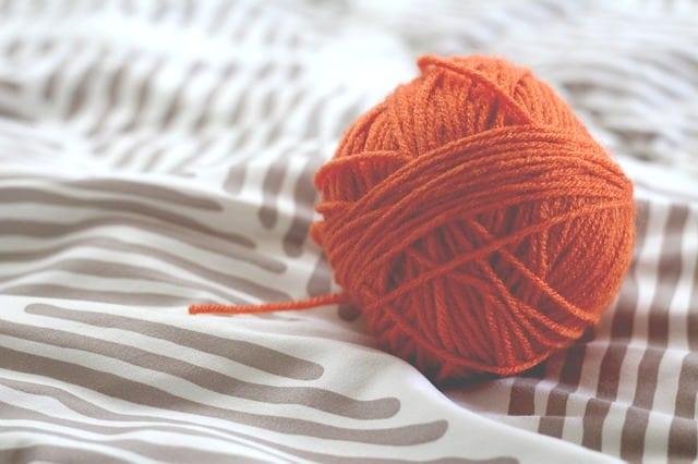laine pour tricoter