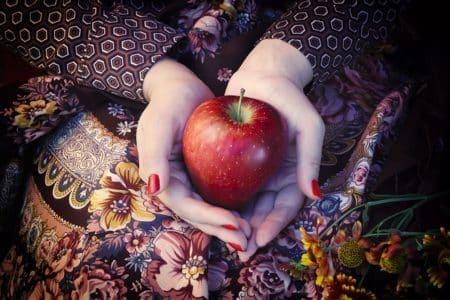 pomme de la vie