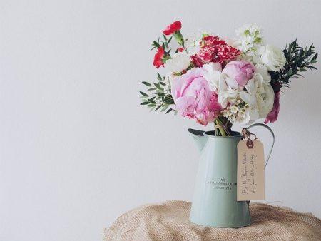 magnifique bouquet de fleurs