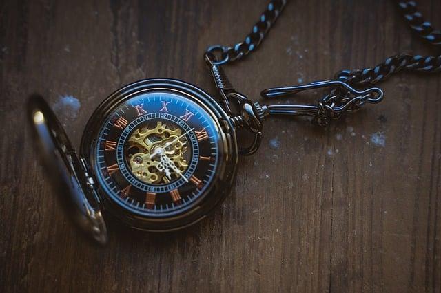 magnifique montre à gousset