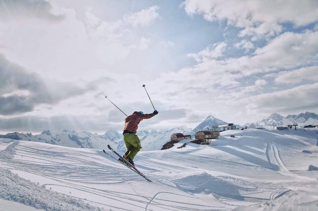 Faire du ski dans les stations proches de Lyon
