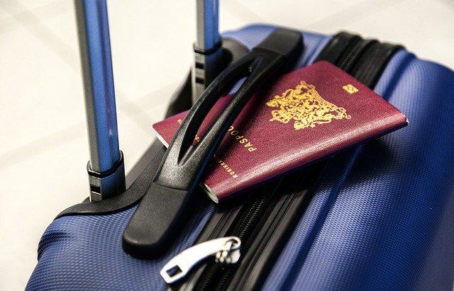 passeport pour aller à l'étranger
