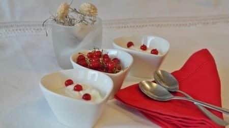 yaourt préparé à la maison