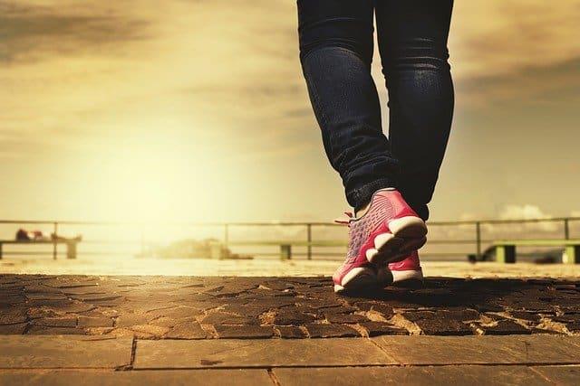 marche pour perdre du poids