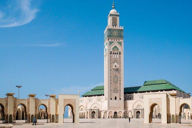 mosquée de casablanca