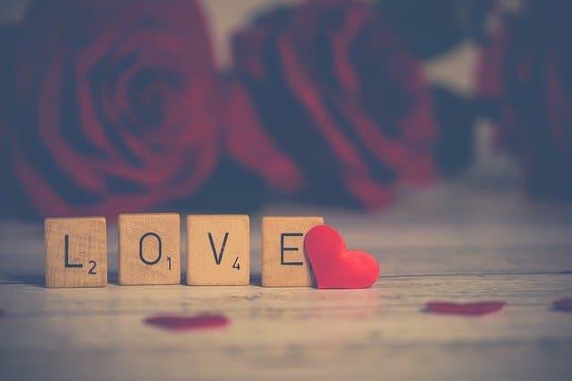 dessin d'amour